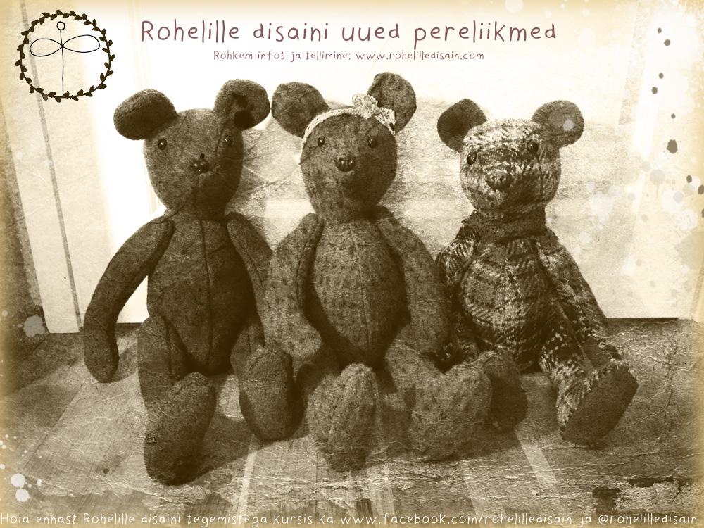 Rohelille disaini perekonna uued liikmed