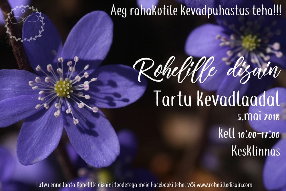 Tartu kevadlaat 5.mai 2018